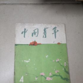 中国青年杂志1959年第4期