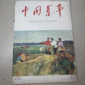 中国青年杂志1959年第5期