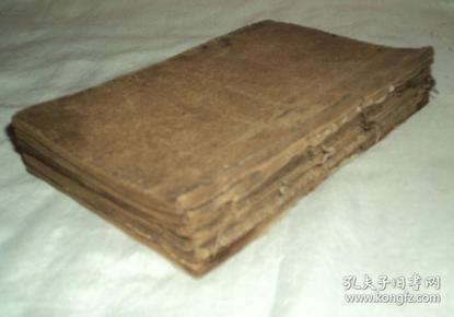 民國線裝石印鼓詞小說、【繪圖綠牡丹鼓詞全傳】、六卷六冊全。