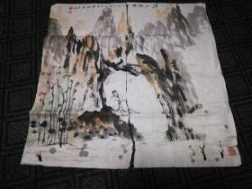 姚雷国画小品(14)69cm*69cm
