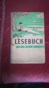 LESEBUCH- für die 3. Klasse der Anfangsschule(精装)
