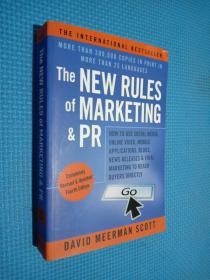The New Rules of Marketing & PR.