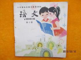 小学课本形象化教育资料 语文第十册
