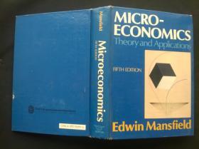 MICRO-ECONOMICS Theory and Applications