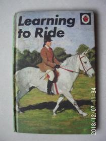 Learning to Ride (学骑马)按图发货 严者勿拍 售后不退 谢谢理解!
