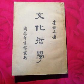 文化哲学(民国 二十四年)