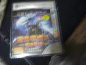 游戏光盘  蓝色警戒3-宇宙称雄-DVD1碟装 未拆封