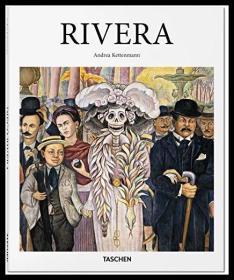 现货【TASCHEN出版】Basic Art Series 2.0: Rivera 里维拉 原版艺术图书