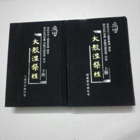 大般涅磐经-南本(布面精装上下全)