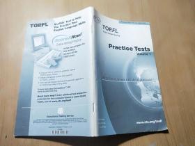 原版 TOEFL Practice Tests Vol.1