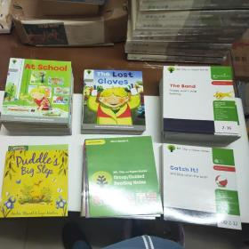 Oxford Reading Tree 牛津阅读树 (第1、2、DDI、DD2  、More Stories )( 155本合售 )英文版 全彩印
