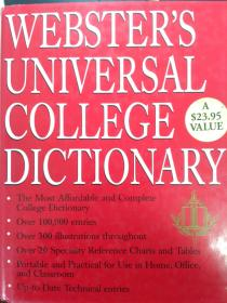 Websters Universal College Dictionary