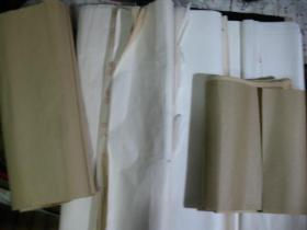 宣纸,100张,宏运堂,精选,洁白,四尺,