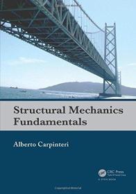 现货 Structural Mechanics Fundamentals 英文原版 结构力学基础