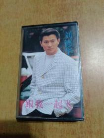磁带1盒:刘德华·跟我一起飞