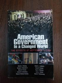 American Government In a Changed World:THE EFFECTS OF SEPTEMBER 11,2001