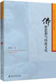 佛教思想与印度文化 姚卫群 9787301299975