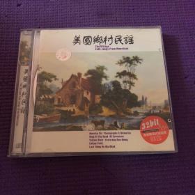 美国乡村民谣 CD