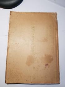 中国历代文学理论批评文选(上册)