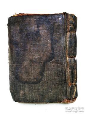 罕见,各位买家自鉴,个人认为是明代或更早:古兰经,牛皮纸或羊皮纸