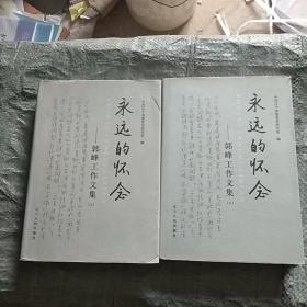永远的怀念——郭峰工作文集(上下册)【正版内页全新】