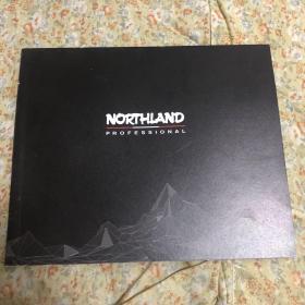 奥地利户外品牌northland 品牌推广手册