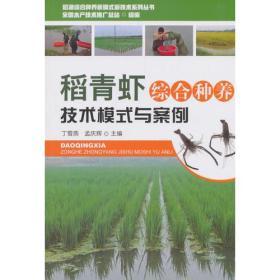 稻青虾综合种养技术模式与案例
