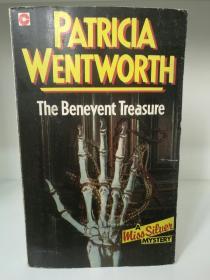 派翠西亚·温渥斯 The Benevent Treasure by Patricia Wentworth (英国侦探小说)英文原版书