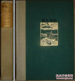 【包邮】1929年出版限量版《荷马史的奥德赛》N. C. Wyeth16彩色版画