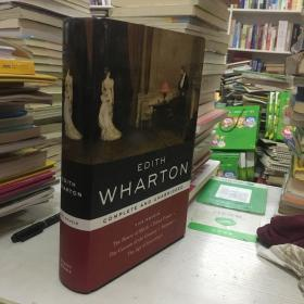 EDITH WHARTON COMPLETE AND UNABRIDGED(伊迪丝·华顿)