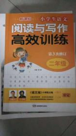新课标小学生语文阅读与写作高效训练:2年级