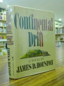 Continental Drift(詹姆斯·D·休斯顿 著:大陆漂移说)