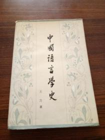 中国语言学史【有水渍】