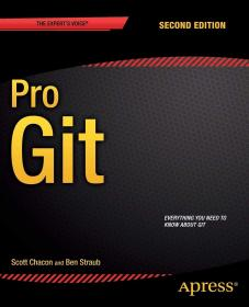 Pro Git (Second Edition)