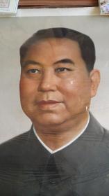 华国锋主席像