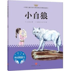 小白狼 王立春 天地出版社 9787545545784