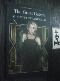 英文原版 The Great Gatsby 了不起的盖茨比