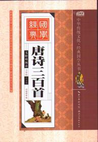 经典国学丛书 唐诗三百首(无障碍阅读 全彩绘 注音版)