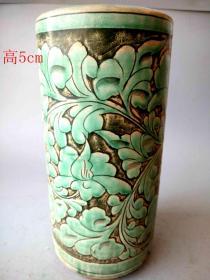 宋代老窑瓷帽筒