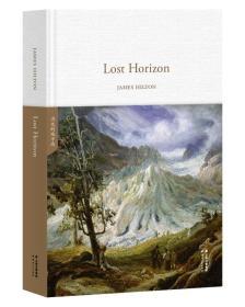 消失的地平线LostHorizon(全英文原版,精装珍藏本)