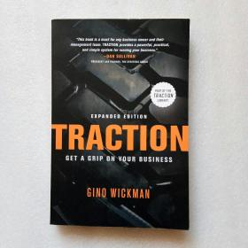 TRACTION GET A GRIP ON YOUR BUSINESS(外文原版、看图)