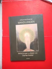 Johannes Greiner WANDLUNGEN