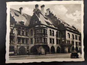 老 照片 德国 慕尼黑皇家啤酒屋
