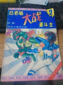 忍者龟大战圣斗士2