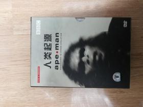 正版 BBC人类起源  DVD