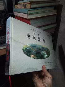南靖县上版村江夏黄氏族谱 2017年一版一印 精装 品好干净