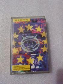 磁带:U2乐队·索罗巴(有歌词)中国唱片上海公司出版【货号:73】自然旧。正版。正常播放。详见书影。