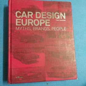car design europe myths ,brands ,people(欧洲汽车设计史,神话,品牌,人)