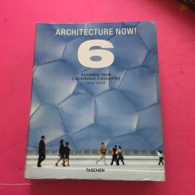 Architecture Now! 6【英文原版书】
