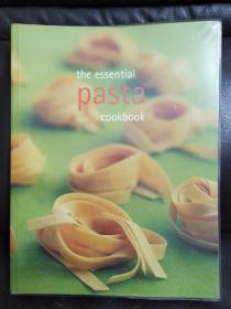 原版英文菜谱:the essential pasta cookbook(意大利面食谱。)